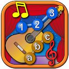 Musical Connect Dots Puzzles icon