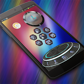 Shine Next Launcher 3D Theme