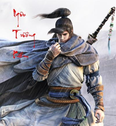 Ngu Truong Kiem - Uu Dam Hoa