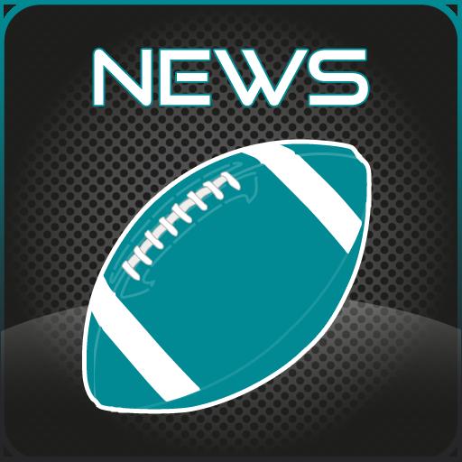 Jacksonville Football News LOGO-APP點子