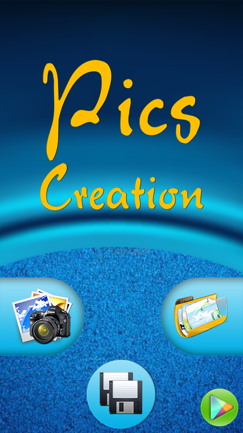 Pics Creation- screenshot