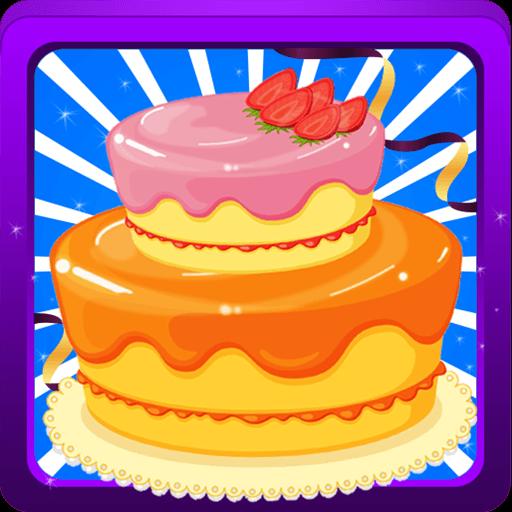休闲のおいしいケーキメーカー LOGO-記事Game