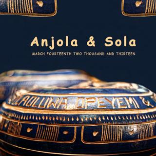 Anjola $ Shola Wedding App