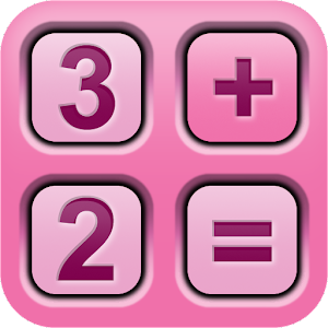 Apps apk CoolCalc-Pink/GelViolet  for Samsung Galaxy S6 & Galaxy S6 Edge
