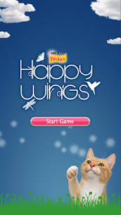 Friskies® Happy Wings Screenshot