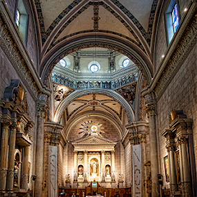 Mass For a Few by Esteban Rios - Buildings & Architecture Places of Worship ( religion, church, perspective, pov )