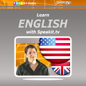 Learn English  (d) icon