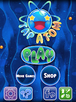 Screenshot of Tap Atom - Free Game for Kids