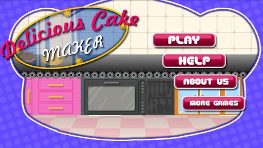 無料休闲Appのおいしいケーキメーカー 記事Game