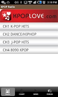 KPOP RADIO (KPOPLOVE.COM)- screenshot thumbnail