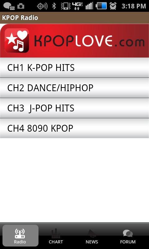 KPOP RADIO (KPOPLOVE.COM)- screenshot
