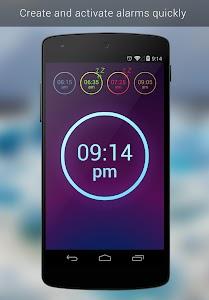 Neon Alarm Clock Free v2.3.0