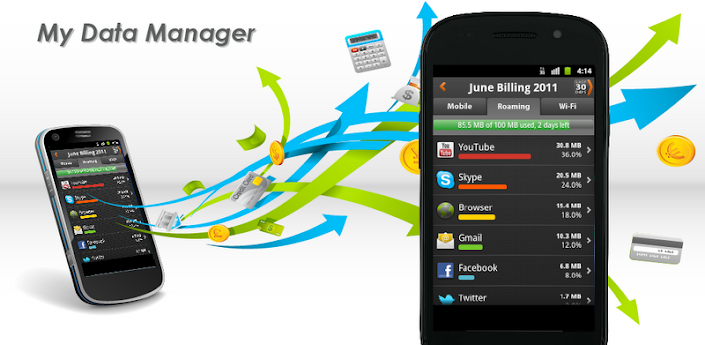 My Data Manager v2.2.0 Android Download
