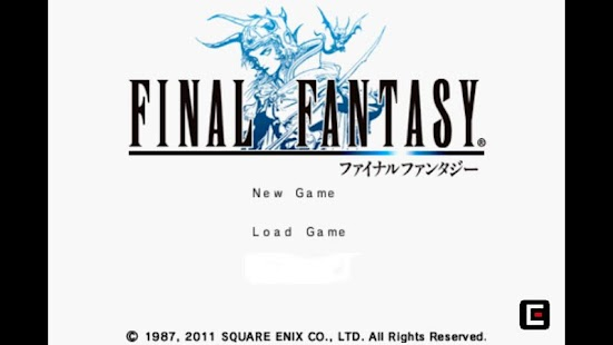 FINAL FANTASY Screenshot