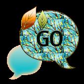 GO SMS THEME/Autumn4U