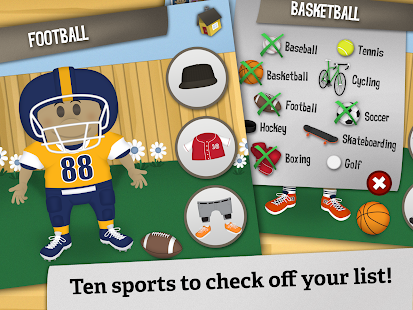 Swapsies Sports- screenshot thumbnail
