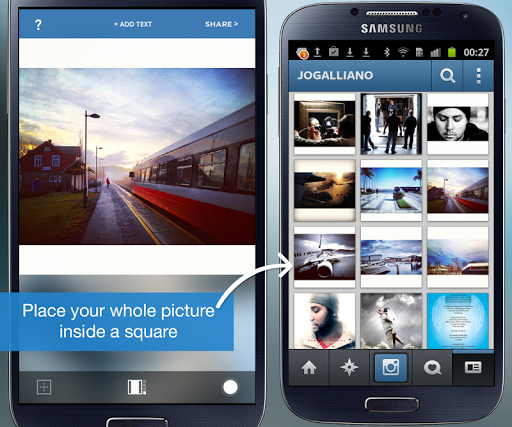 Giant Square for Instagram Apk apps 3