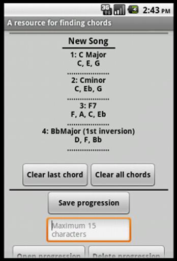 【免費音樂App】Harmonyfinder-APP點子