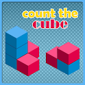 Count the cube icon