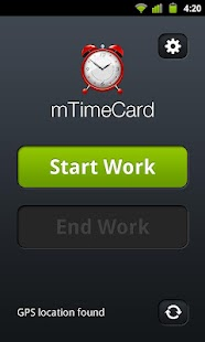 TimeCard for small businesses- screenshot thumbnail
