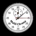 MultiChrono – Stopwatch logo