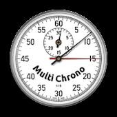 MultiChrono - Stopwatch