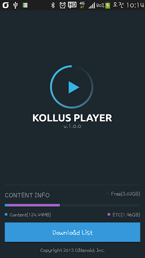 KollusPlayer Codec ARMv7