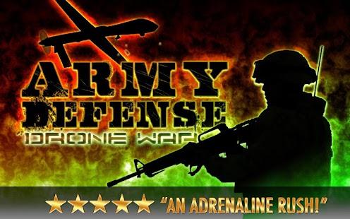 ARMY DEFENSE: Drone War