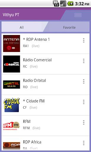 Vithyu - Online Radio Player