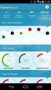 Dreamboard, track your dreams - screenshot thumbnail