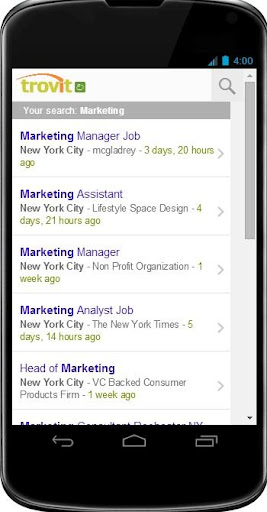 Marketing Jobs New York