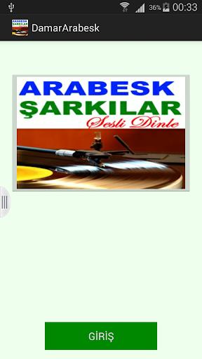 Damar Arabesk Dinle
