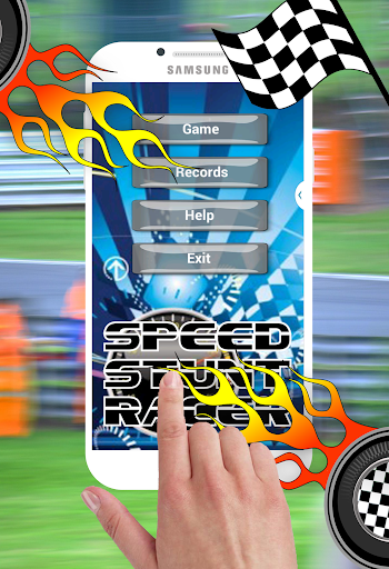 Racing Cars Speed Stunt Racer