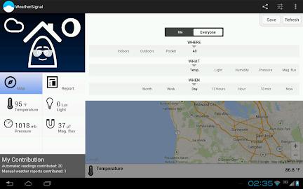 WeatherSignal Screenshot 13