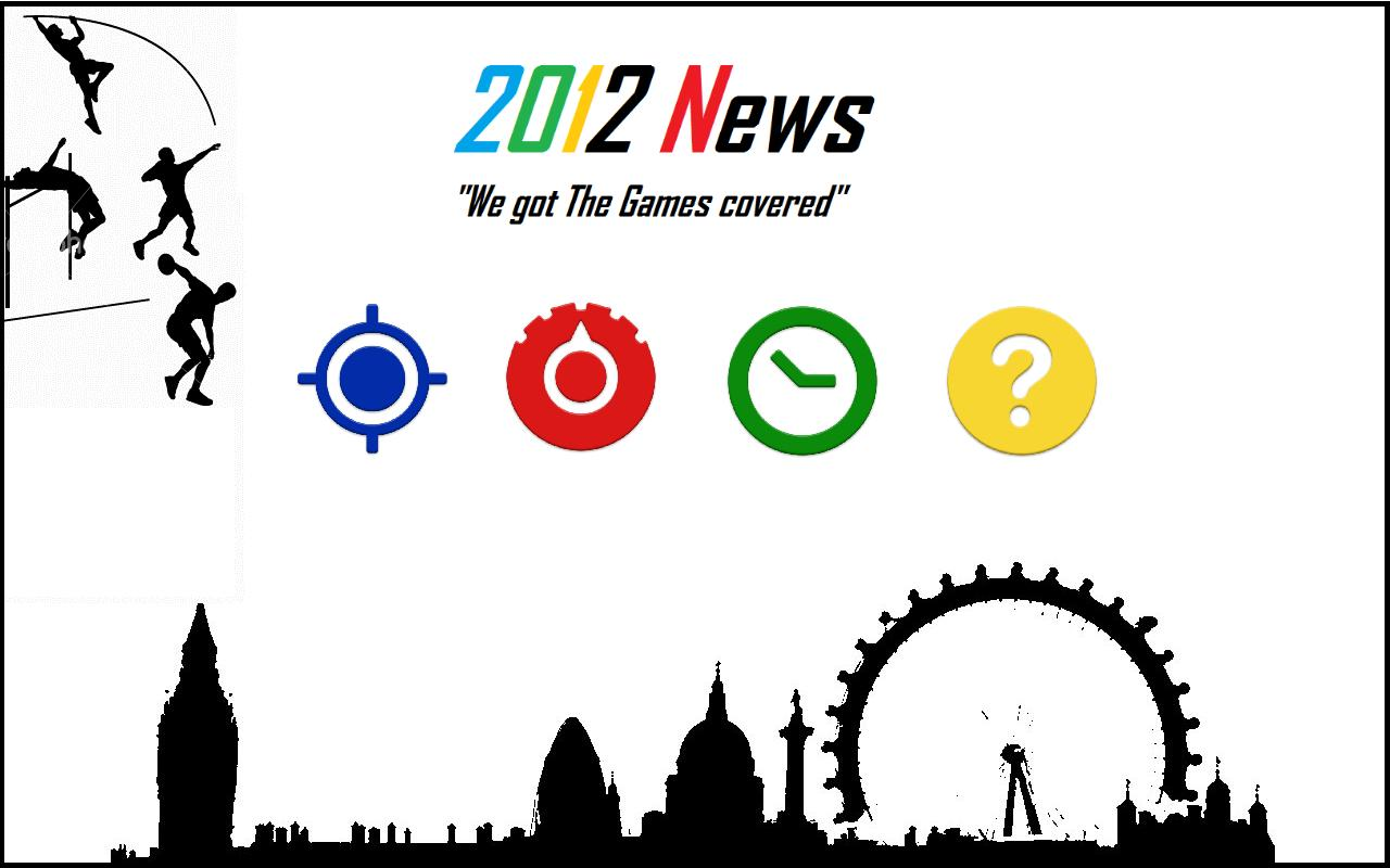 London 2012 News LITE - screenshot