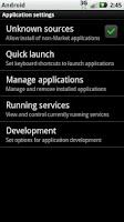 Screenshot of Non-market Apps Enabler