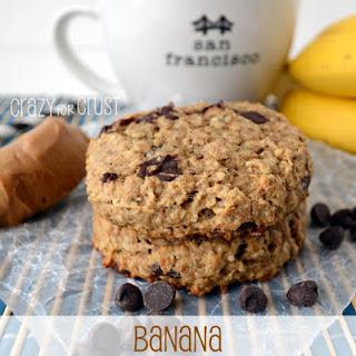 Banana Breakfast Cookies.