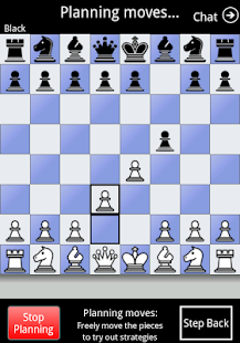 Chess By Post- screenshot thumbnail