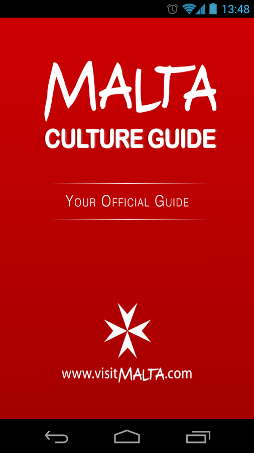 Malta Culture Guide- screenshot