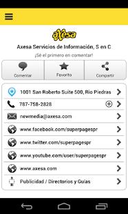 SuperPagesPR - screenshot thumbnail