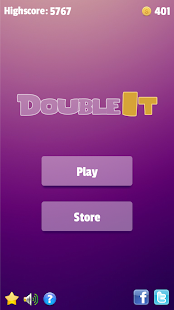 Double It - Number Puzzle Game- screenshot thumbnail