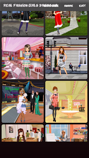 Real Fashion Girls Dress Up - screenshot thumbnail