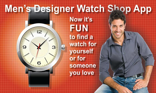 Men's Designer Watch Shop Plus