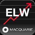 맥쿼리 ELW logo