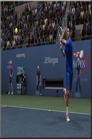 Master Tennis Shots