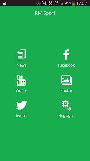【免費運動App】RM Sport HD-APP點子