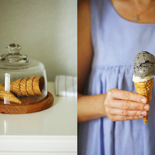 Ginger Ice Cream.