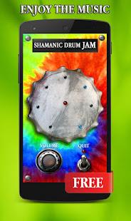 Šamanské buben Jam - náhled