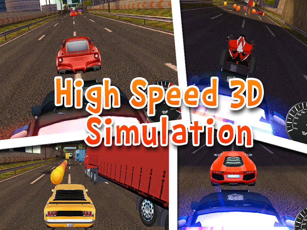 CAR RACING- screenshot