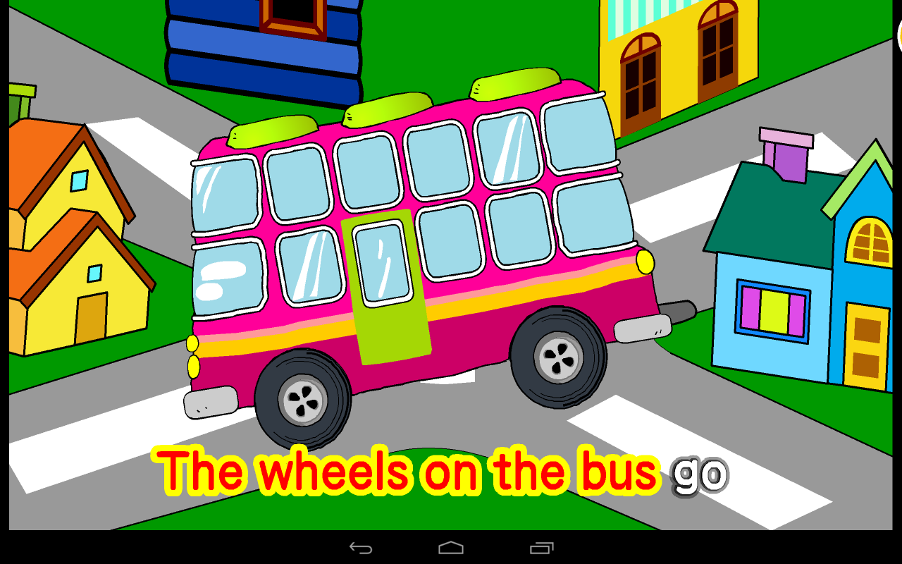 English Nursery Rhymes - screenshot